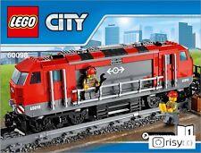 Lego® City Diesel Lok Zug Güterzug (60098) NEU ## 60052 ## ohne Powerfunktionen
