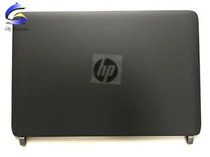 New-For-HP-ProBook-430-G2-LCD-Back-Cover-768192-001-Black-Non-touch-Screen