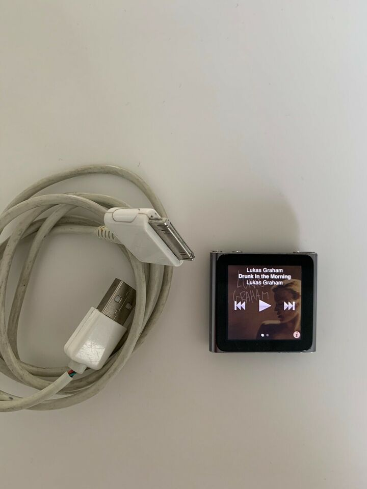 iPod, Ipod Nano 6. Generation, 16 GB