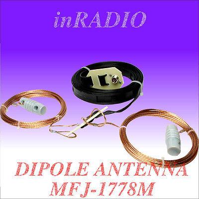 MFJ 1778 G5RV Wire Antenna 80-10 Meters Authorized Dealer