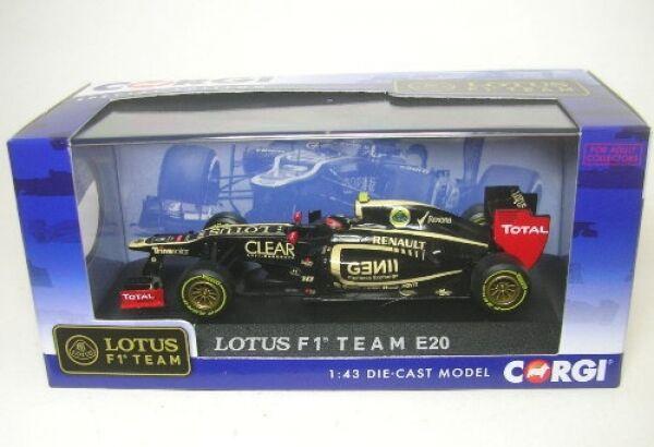 Lotus F1 Équipe E20 N°10 R.grosjean Formule 1 2012 2012 2012 91bb94