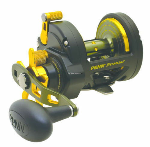 Penn FTH12 Fathom Star Drag  Reel  NEW  clearance up to 70%