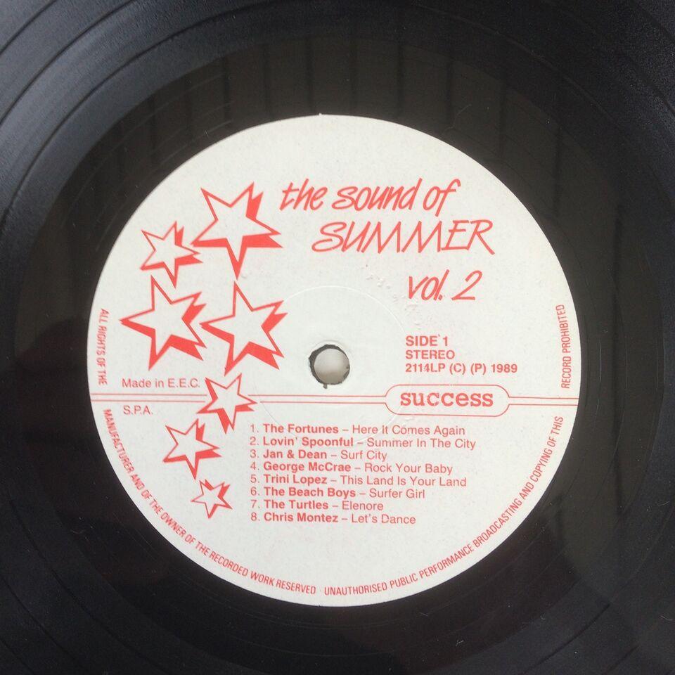LP, The Sound of Summerf, Pop