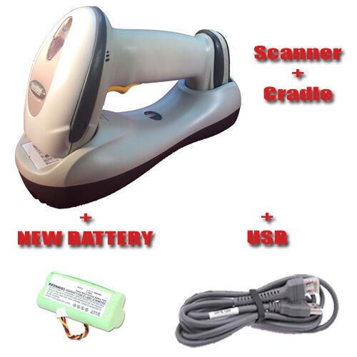 Motorola Symbol Ls4278 Cradle Stb4278 Wireless Barcode Scanner Ebay