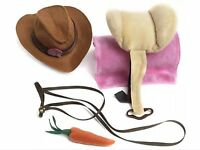 Madame Alexander Favorite Friends Cowgirl Horse Accessory Pack Set For 18 Doll