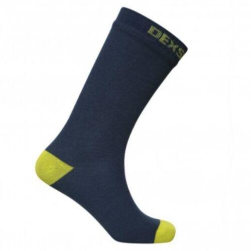 DexShell UltraThin 100/% Waterproof Porelle /& Bamboo Breathable Crew Socks