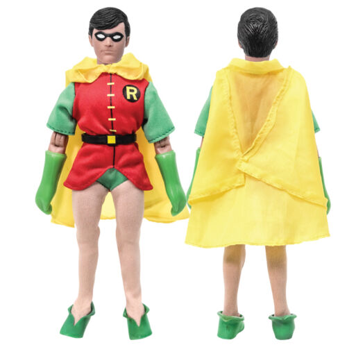 Set of all 4 DC Comics Teen Titans Series 2 Retro Style Action Figures