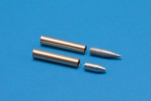 12,8cm PaK 40 STURER EMIL /& PaK 44 JAGDTIGER AMMO #72P10 1//72 RB