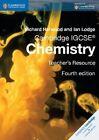 Cambridge IGCSE Chemistry Teacher's Resource CD-ROM by Richard Harwood, Ian Lodge (CD-ROM, 2014)