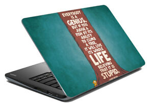 Multi-Quotes-Laptop-Cover-Skin-Protector-Notebook-Sticker-Decal-14-1-034-x-15-6-034