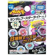 TAKARA TOMY JAPAN BEYBLADE BB-45 Random Booster Light Vol. 3 Clay Aries ED145B