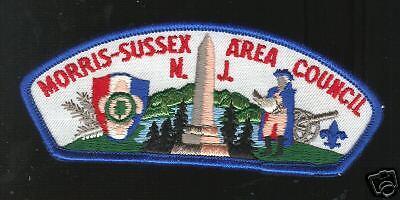 MINT CSP Morris-Sussex Area Council NJ T-2