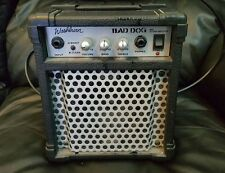 Washburn BD8 Bad Dog Portable Guitar Amp Amplifier