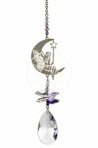 Fantasy-Hanging-Sun-Catcher-With-Swarovski-Crystals-Fairy-With-Wand