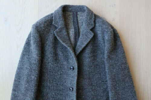 Todd Snyder Italian Wool Boucle Unlined Topcoat in