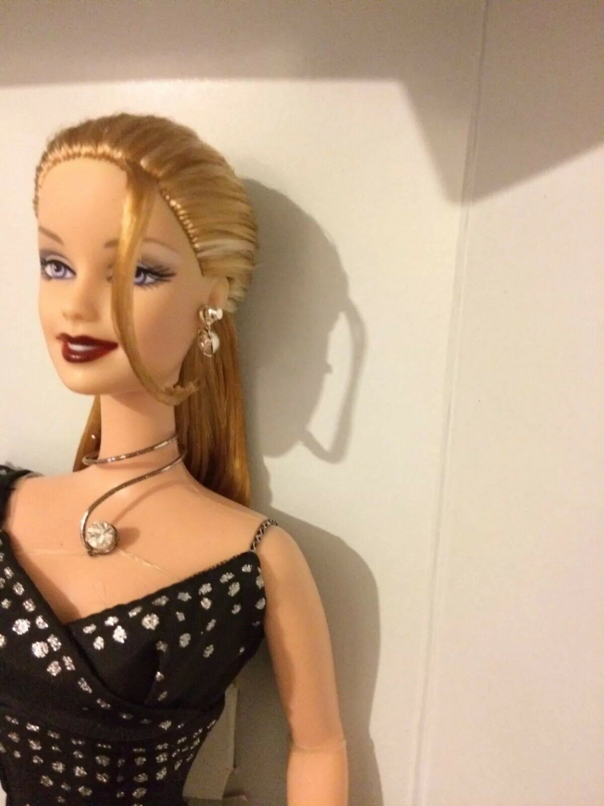 Limited edition edition edition Barbie collectors club Hollywood Divine barbie doll (blonde ve b3bdc4