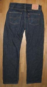 """>>> Levi `S 751 D' Homme Jeans / Blue-Jeans En Foncé Bleu Env. W33 """" / L30 """""""