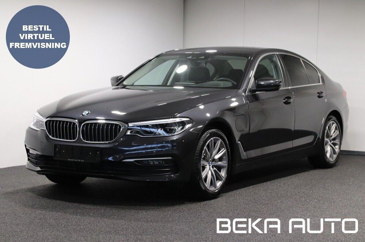 BMW 530e 2,0 Luxury Line aut. 4d - 485.000 kr.