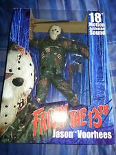 FRIDAY THE 13TH JASON VOORHEES 18 Inch NECA Reel Toys 2003 NEW NRFB