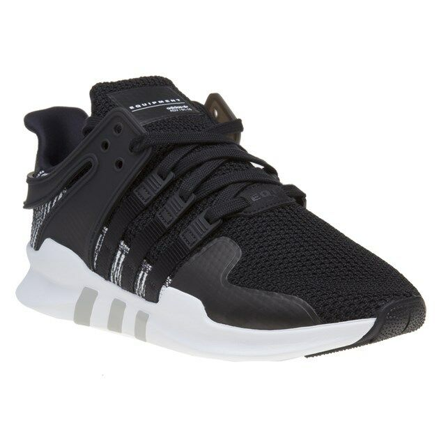 adidas Originals EQT Support ADV Shoes Black Men's SNEAKERS Equipment BY9585 US 10.5