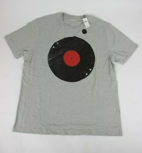 Banana-Republic-Homme-a-manches-courtes-Graphic-Tee-Small-T-shirt-B1