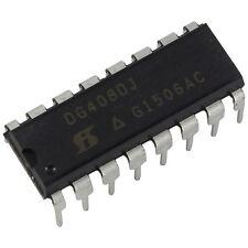 4  13÷36//7÷22V DG202BDJ-E3 Analoge M IC analoger Schalter DIP16 SPST-NO Kanäle
