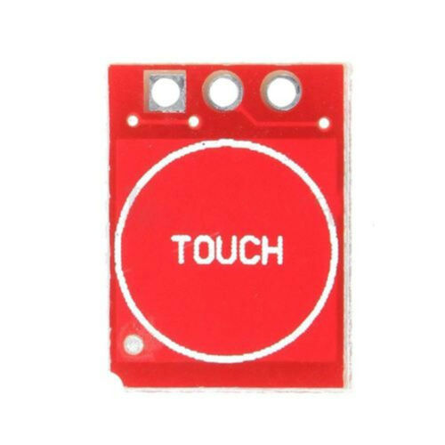 10X TTP223 Capacitiv Touch Switch Button Self-Lock Module For Arduino l X3P0 Set