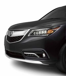 Image Is Loading Genuine Acura 2017 Mdx Led Fog Lamp