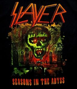 SLAYER-cd-cvr-SEASONS-IN-THE-ABYSS-Official-SHIRT-XXL-2X-new