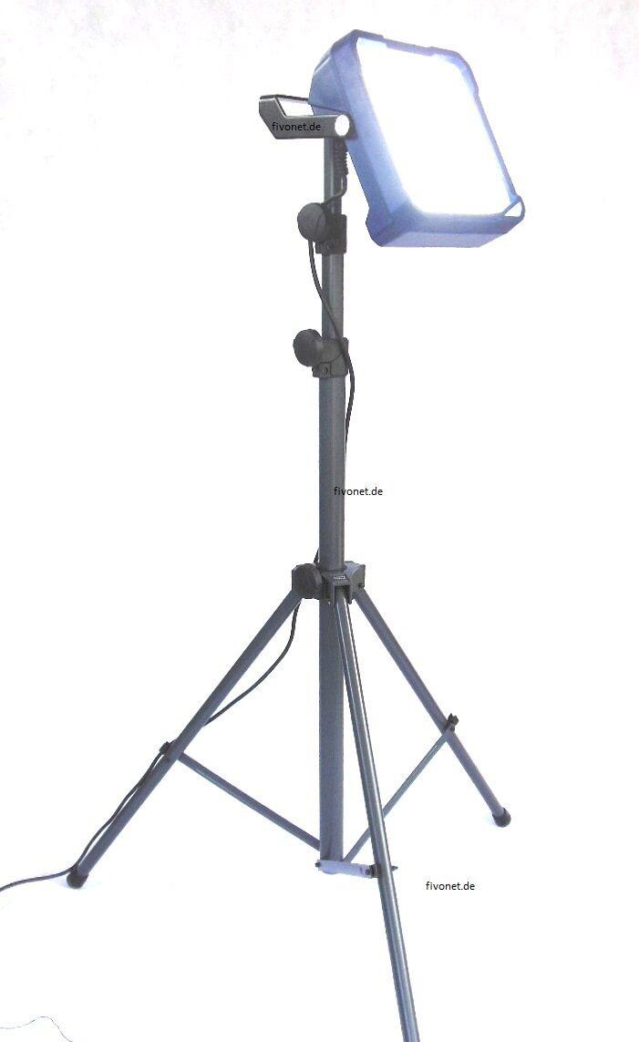 Scangrip Vega Lite 4000 Led Spotlight Construction Work Light Floodlight