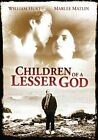 Children of a Lesser God 0883929312450 With Marlee Matlin DVD Region 1