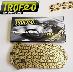 TROFEO CATENA ORO X-RING 520 TRX 120 KTM LC4 625 a.e SMC 2005-2006