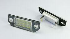 LED NUMBER PLATE LICENSE PANEL LIGHT LAMP Ford Focus MK2 03 - 08