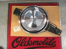 1986-1987 Olds Cutlass 442 NOS GM Factory Dual Snorkel Air Cleaner PN# 25095634
