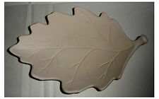 Nice New Medium Leaf  Bowl Glass Fusing / draping kiln stained glass slump mold