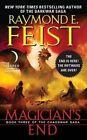 Magician's End by Raymond E Feist (Paperback / softback, 2014)