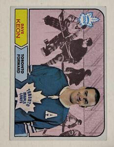 1968-Topps-Dave-Keon-Toronto-Maple-Leafs-Hockey-Card