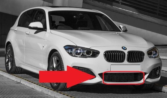 JS BMW 1/' Series F20 F21 Front Bumper Kidney Grille Set
