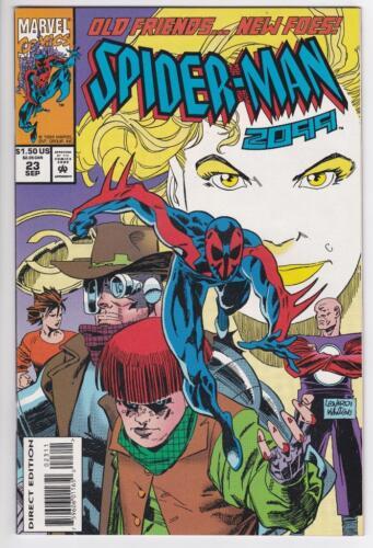 1994 Marvel Spider-Man 2099 #23