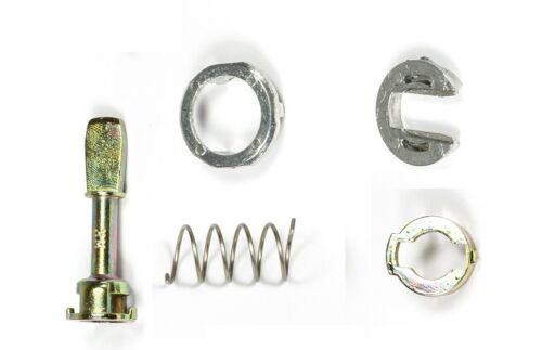 Audi A6 4B C5 Serrure de porte cylindre de verrouillage Kit de réparation AVANT