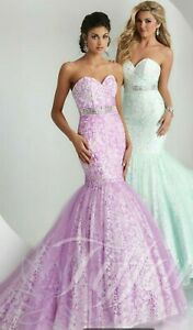 NWT-Tiffany-Designs-16142-Orchid-ivory-beaded-long-prom-gown-mermaid-formal