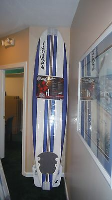 9'0 WAVESTORM STAND UP PADDLEBOARD /DKBL/I have paddles too see my AD for those
