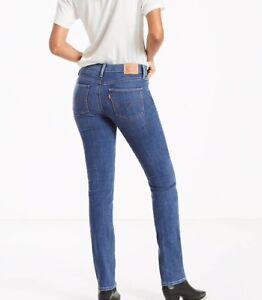 Levi's Skinny Jeans Slimming Slim Jeans