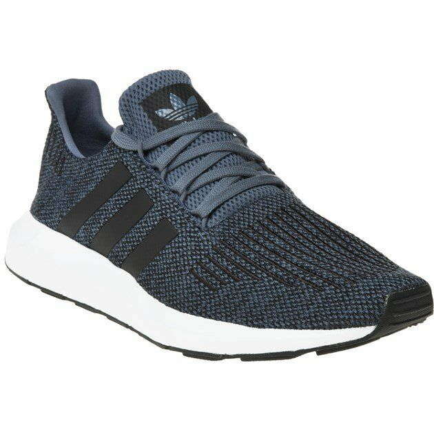 New MENS ADIDAS ADIDAS ADIDAS BLUE SWIFT RUN TEXTILE Sneakers Running Style e24333