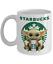 thumbnail 6 - Starbucks Baby Yoda Star Wars Cute Yoda STARBUCKS Fan Coffee Mug Gift