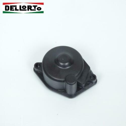 Cuve en plastique de carburateur Dellorto PHBN Neuf moto 50 à boite deux roues
