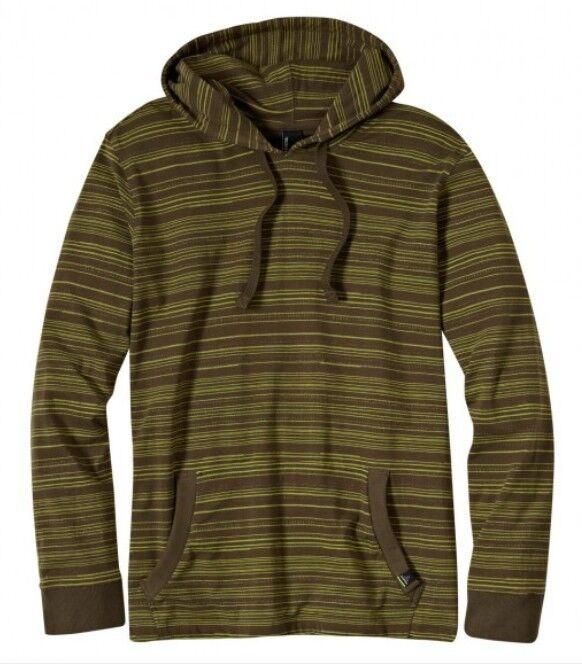 Prana Setu Hoodie, Hoody Sweater for Men, Cargo Green