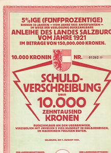 Land-Salzburg-Salzburg-1921-SV-10-000-Kronen-gelocht-VF