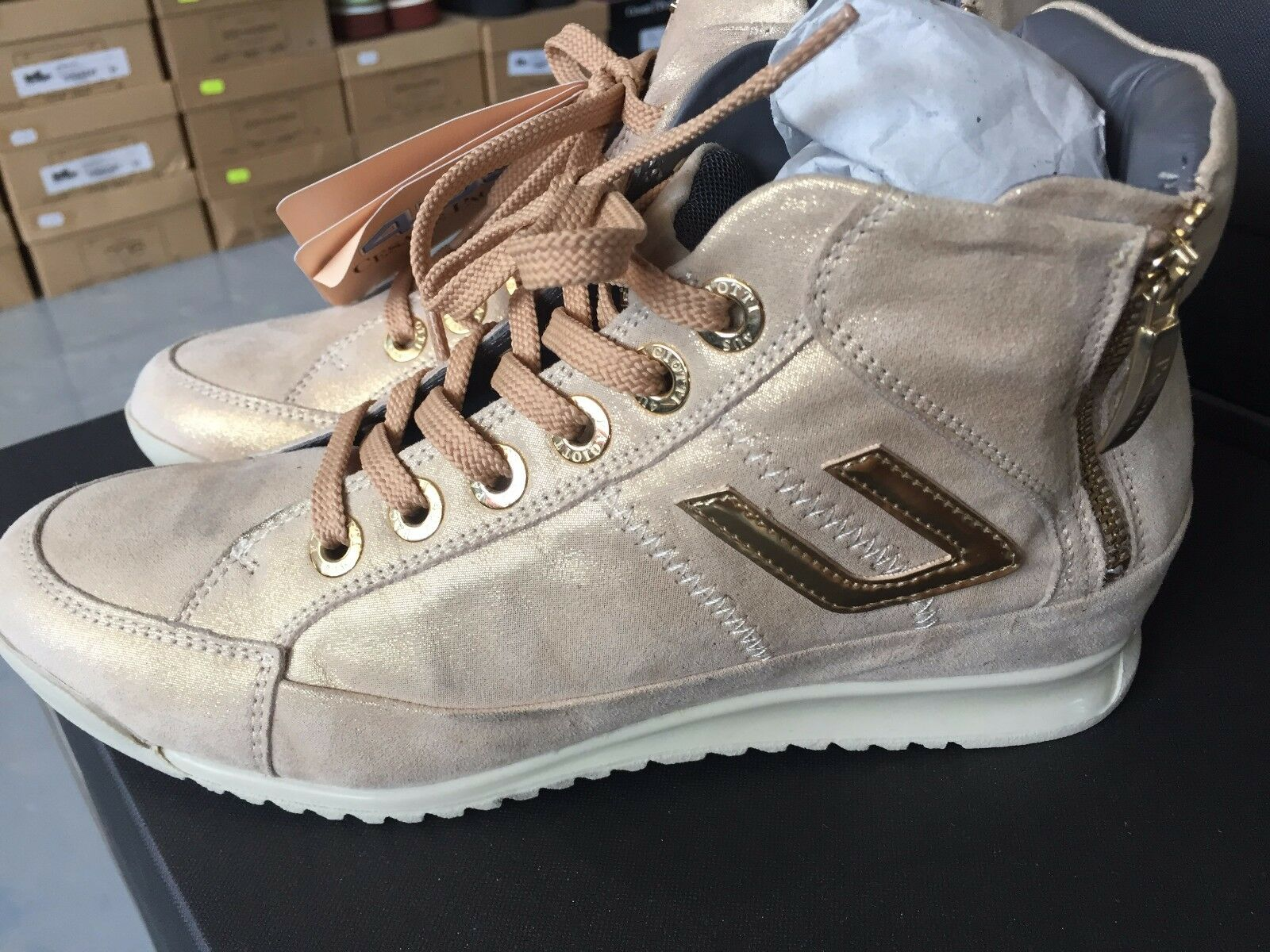 zapatos mujer PACIOTTI 4US MODELLO IIGD6 CARNE CARNE CARNE SCONTO 35%  en promociones de estadios
