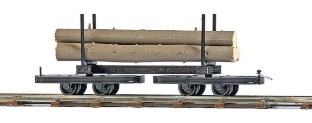 45° New Original Packaging Radius 4 17//32in Busch Hof 12323 2 Curved Tracks